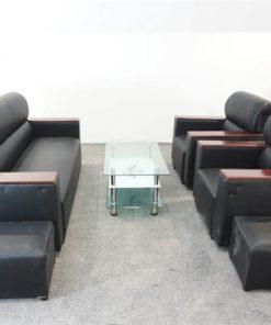 Sofa nhật màu đen thanh lý