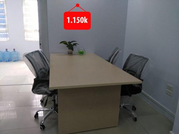 Thanh lý bàn ghế văn phòng ở Phạm Hùng